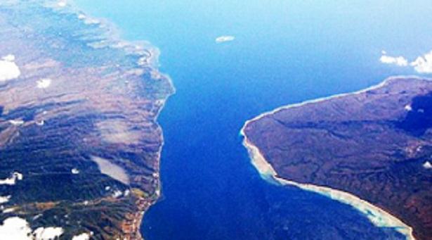 Kenampakan Alam Wilayah Daratan Dan Wilayah Perairan