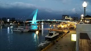 漁人碼頭・淡水・台湾