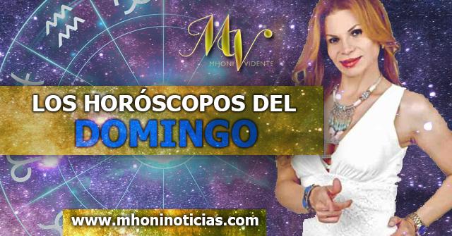 El Horóscopo del DOMINGO 22 de NOVIEMBRE del 2020 - Mhoni Vidente
