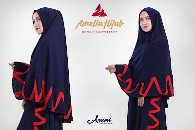 Gamis Amella Hijab Arumi