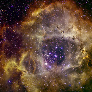 The Rosette Nebula optical
