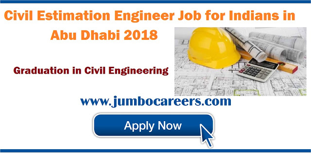 Civil Estimation Engineer Job
