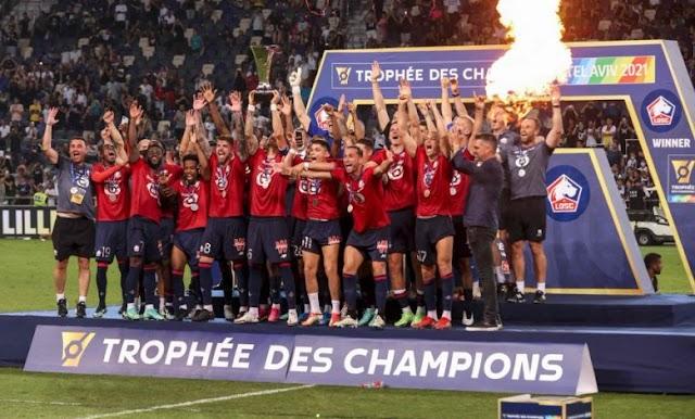 Lille 1 - 0 PSG - VİDEO