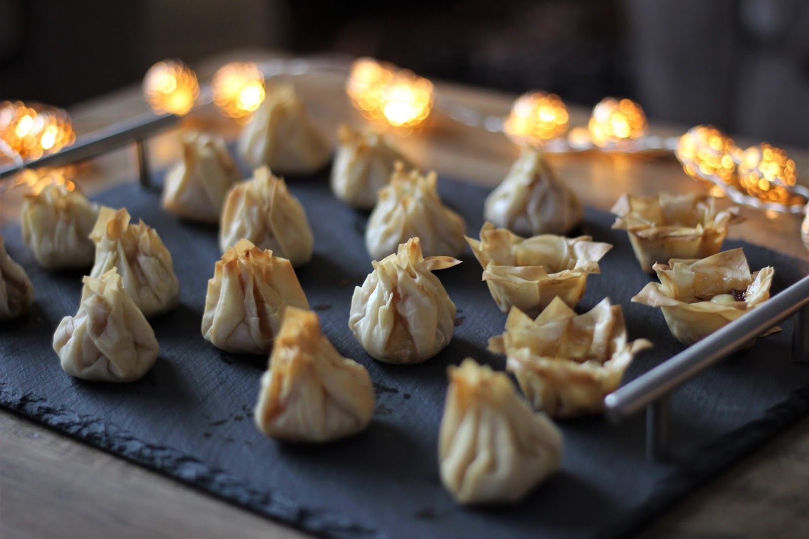 Brie-and-Onion-Chutney-Parcels