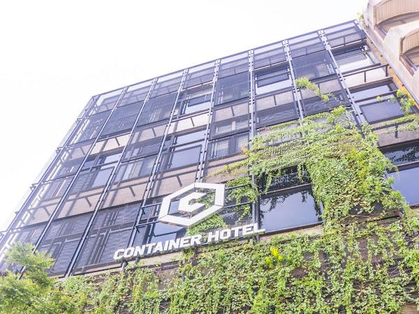 Container Hotel @ Ipoh, Perak