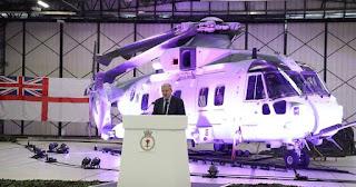 Helikopter Commando Merlin Mk4