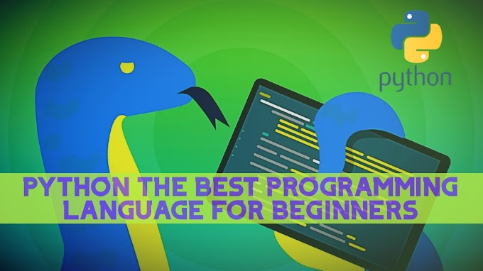 Why Python is the best programming language for beginners ?