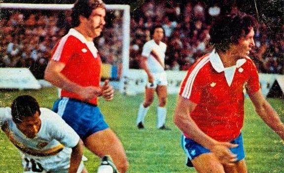 Colombia y Chile en Copa América 1979, 15 de agosto