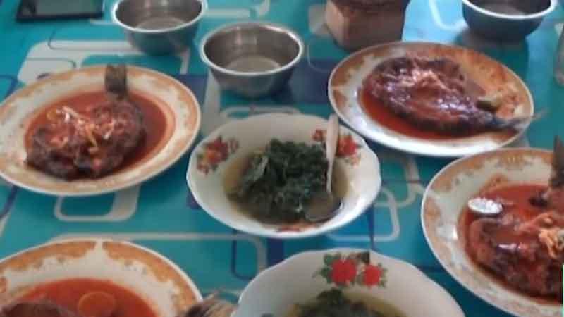 Makanan Khas Tapanuli Selatan