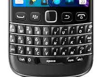 BlackBerry 9720 Keypad