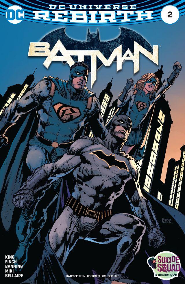 5f8799d94cea Gotham Spoilers  SPOILERS  Batman  2