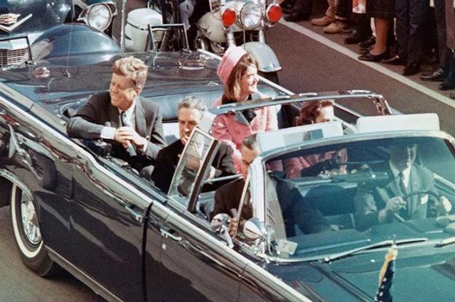Presiden Amerika Serikat Jhon F Kennedy