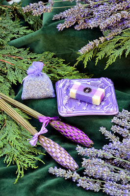 Lavender gifts for all the loved ones on your list