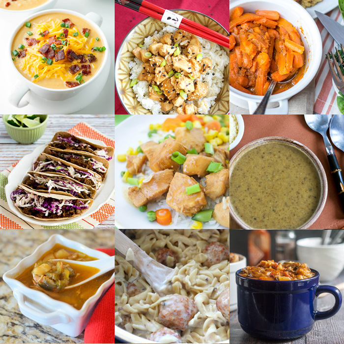 12 Delicious Instant Pot Recipes