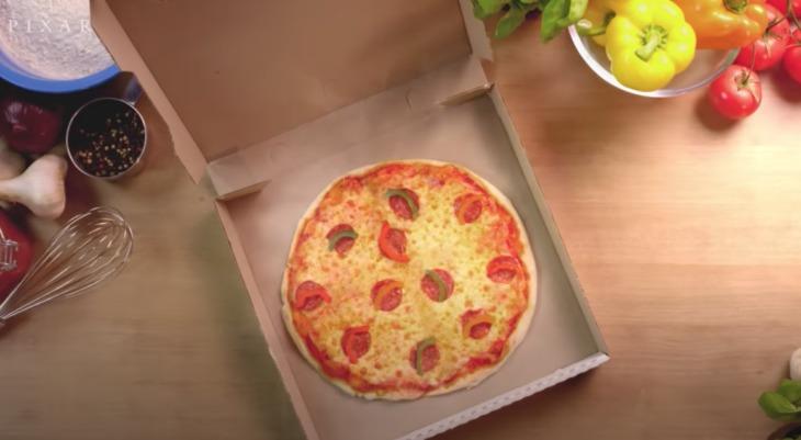 Pixar te enseña a preparar una deliciosa pizza de peperoni como las de Pizza Planeta