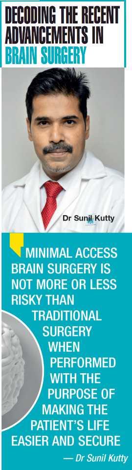 Dr. Sunil Kutty - Minimal Access PBrain & Spine Surgeon