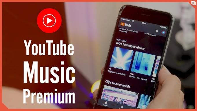 YouTube Music v4.30.50 Premium APK