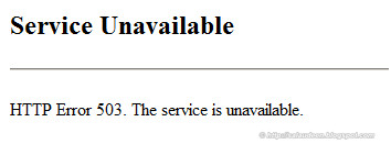 SharePoint Error: Service Unavailable: HTTP Error 503. The service is unavailable in SharePoint