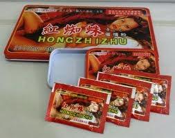 Obat Perangsang Wanita Serbuk Hongzhizu