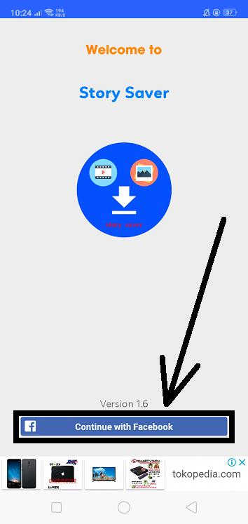 Cara Download Facebook Story dengan Mudah