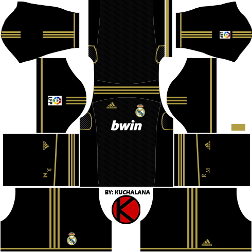 san francisco 91ec6 12004 Real Madrid Kits 2011/2012 - Dream League Soccer - Kuchalana