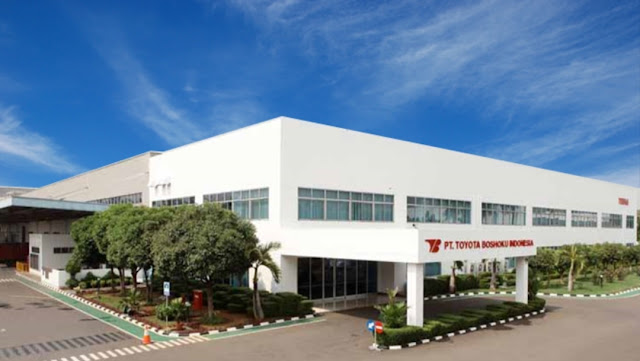 Informasi Rekrutmen Karyawan PT Toyota Boshoku Indonesia (TBINA) Lulusan SMA/SMK Sederajat, D3, S1 Semua Jurusan - Periode Agustus - September 2020
