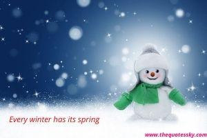 111+ Winter Quotes [2021]