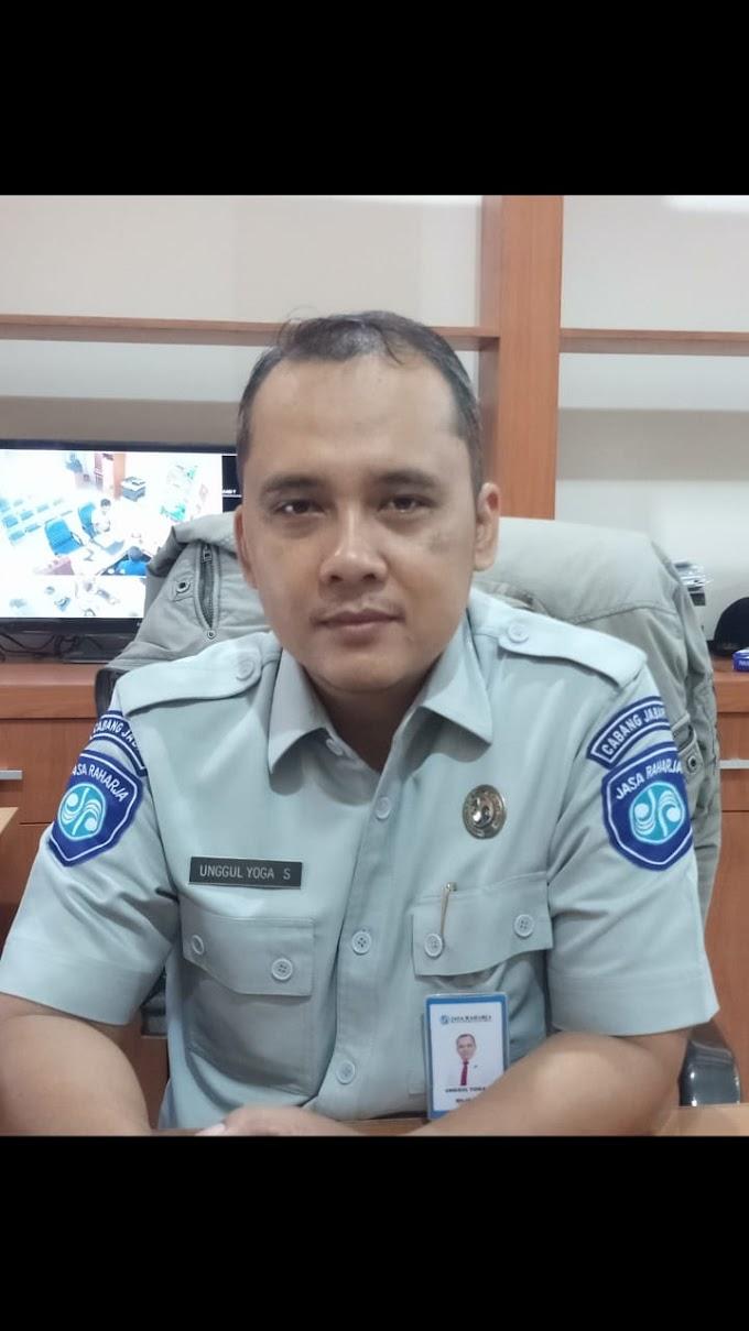 Jasa Raharja Berikan Santunan Korban Kecelakaan Subang