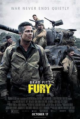 Fury 2014 Dual Audio Hindi 720p BluRay 1GB