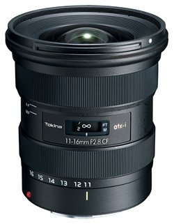 Объектив Tokina ATX-i 11-16mm f/2.8 CF
