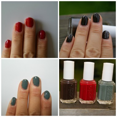 Essie's 2014 Fall collection