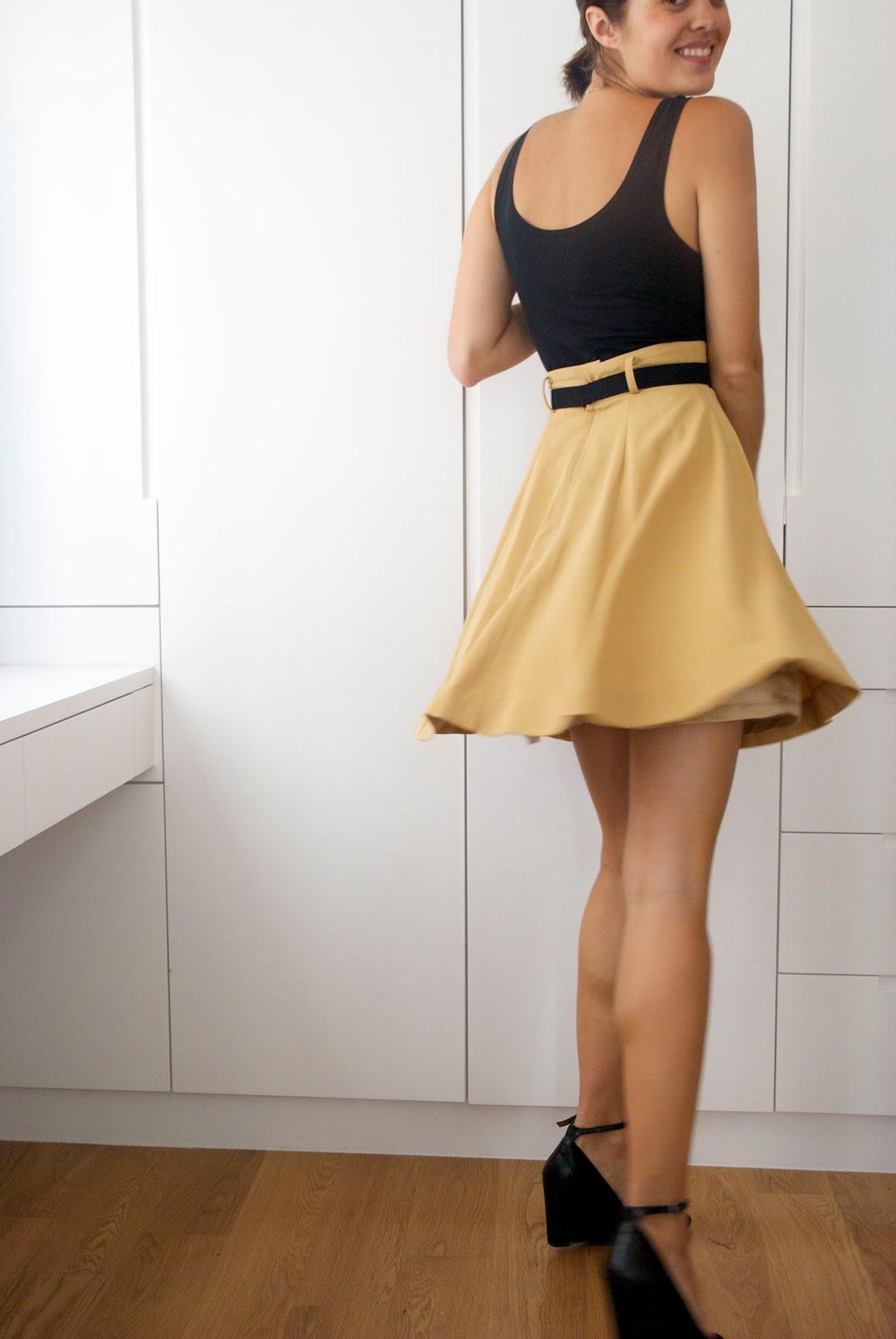 Diy Mini Skirt 63