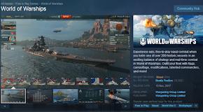 Kelebihan main world of warship lewat steam ketimbang lewat launcher bawaan wargaming
