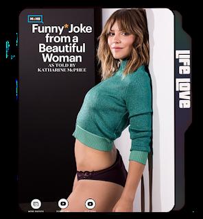 Hot Katherine Mcphee icon, Comedian, girl icons, brunette girl icon, hot girl icon, Katherine folder icon.