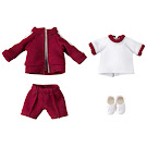 Nendoroid Gym Clothes, Red Clothing Set Item