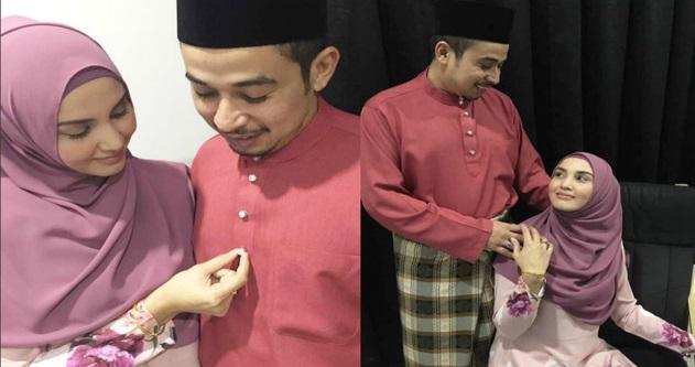 Gambar berpelukan dan berpegang tangan, rupanya itu suami baru Fiza Halim