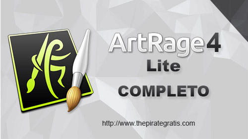 Download ArtRage 4 Lite + Serial Completo