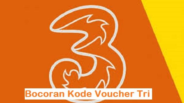 Bocoran Kode Voucher Tri