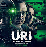 Uri: The Surgical Strike First Look Poster 4