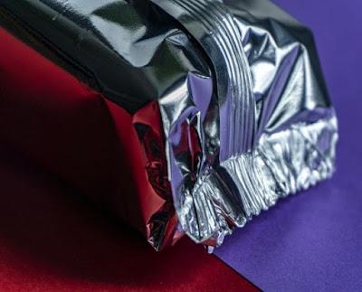 Aluminum wrapper
