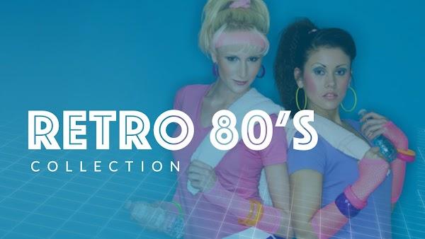 Filmstocks Effects 80s Retro Set | Filmora Collection