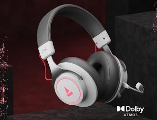 boAt Immortal 1000D gaming headphones price in India