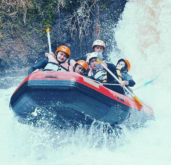 tempat seru Kasembon Rafting