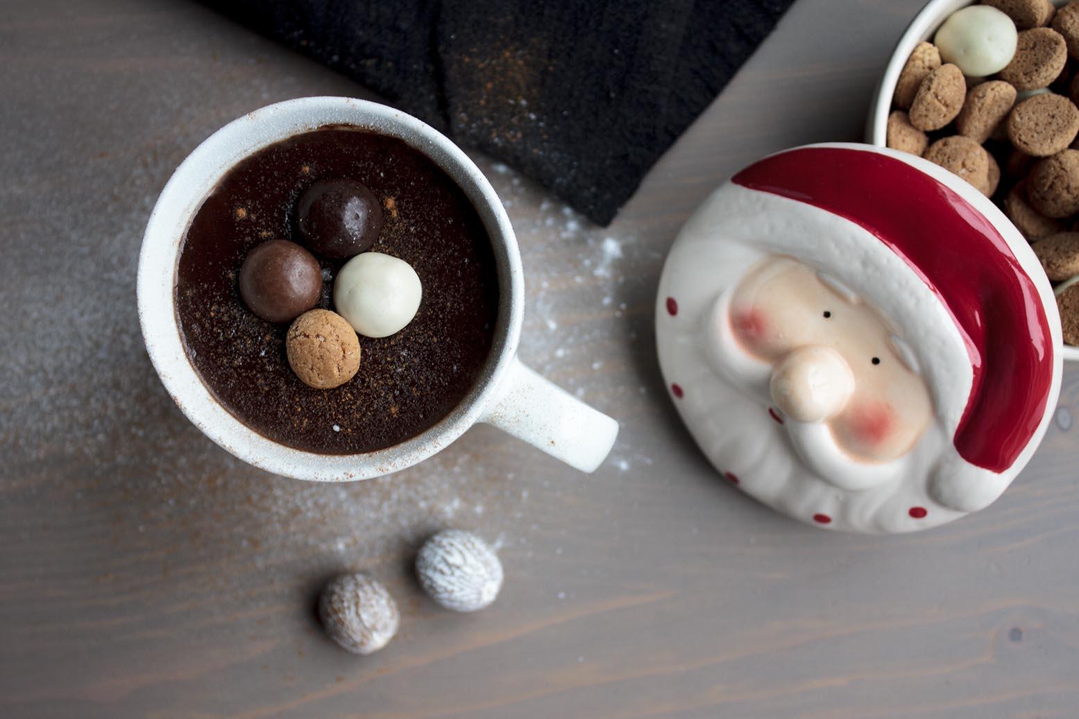 receita de chocolate quente grosso