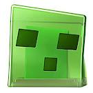 Minecraft Slime Cube Series 24 Figure