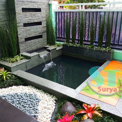 Tukang kolam di bubulak bogor - SuryaTaman