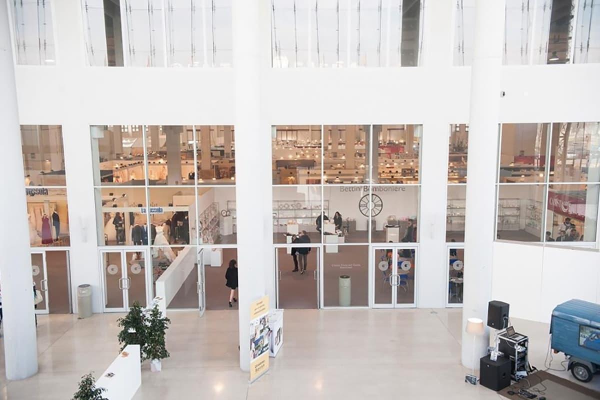 Sposi&Progetti al Centro Fiera di Montichiari: Atena Restaurant c'è