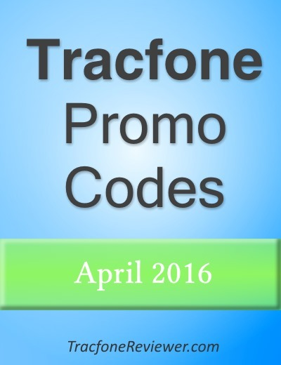 Tracfone coupon codes march 2018