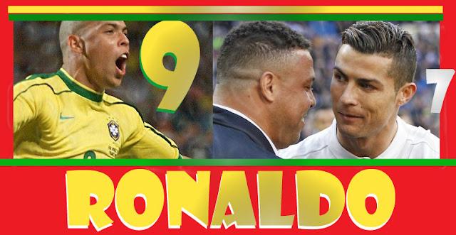 نبذة سريعه احترافية عن الظاهرة الاسطورة ونالدو البرازيلي Ronaldo Brazil 2021