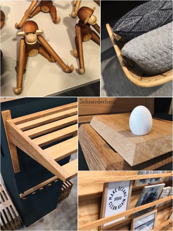 Holz im dänischen Design